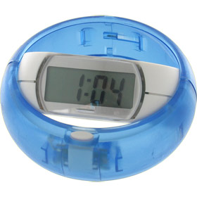 X-Ring Alarm Quartz Clock