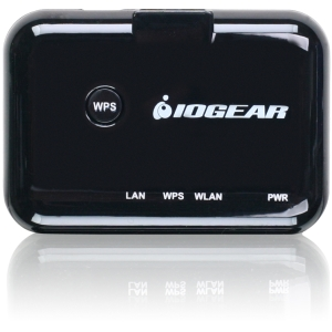 Iogear GWU627 IEEE 802.11n USB - Wi-Fi Adapter - 300 Mbps - 320 ft Indoor Range - External