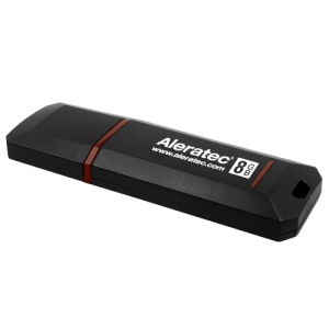 Aleratec PortaStor Secure 380105 8 GB USB 2.0 Flash Drive