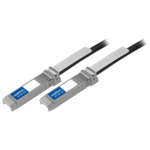 AddOn - Network Upgrades 1m 10GBase-CR CAB SFP+ Passive Twinax Cable - Twinaxial for Network Device - 3.28 ft - 1 x SFP+ Male Network - 1 x SFP+ Male Network