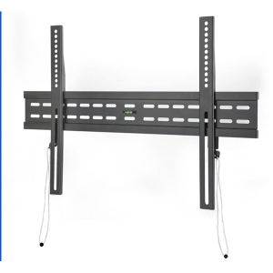 "Level Mount Ultra Slim 600F Wall Mount for Flat Panel Display - 32"" to 55"" Screen Support - 200.00 lb Load Capacity - Black"