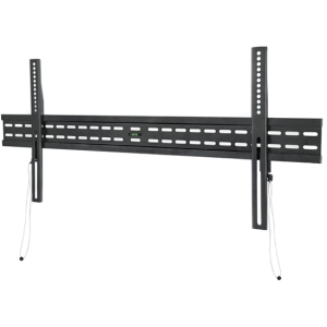 "Level Mount Ultra Slim 900F Wall Mount for Flat Panel Display - 34"" to 65"" Screen Support - 200.00 lb Load Capacity - Black"