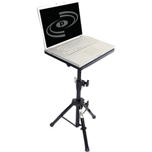 Pyle PLPTS2 Universal Laptop/DJ Equipment Studio Stand Mount