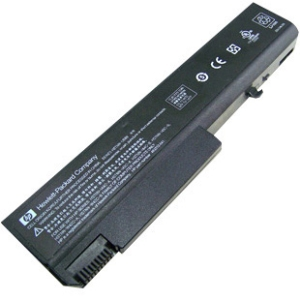 WorldCharge Li-Ion 10.8V DC Battery for HP Laptop - 4400 mAh - Lithium Ion (Li-Ion) - 10.8 V DC