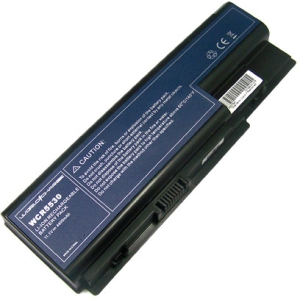 WorldCharge Li-Ion 11.1V DC Battery for Dell Laptops - 4400 mAh - Lithium Ion (Li-Ion) - 11.1 V DC