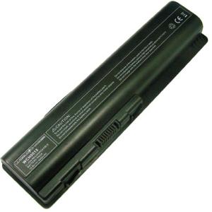 WorldCharge Li-Ion 10.8V DC Battery for HP Laptop - 4400 mAh - 10.8 V DC