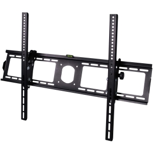 "SIIG CE-MT0L11-S1 Wall Mount for Flat Panel Display - 42"" to 70"" Screen Support - 165.00 lb Load Capacity - Steel - Black"