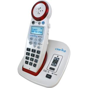 Clarity Professional XLC3.4 Cordless Phone - DECT - 1 x Phone Line - Caller ID - Speakerphone