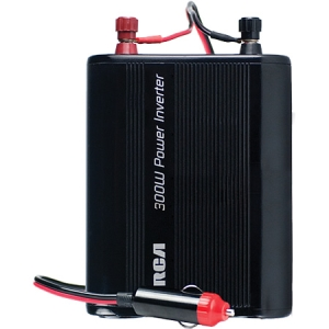 Audiovox AH630R DC-to-AC Power Inverter - Input Voltage: 12 V DC - Output Voltage: 5 V DC - Continuous Power: 300 W