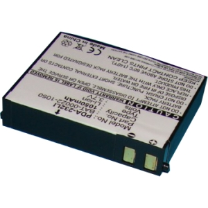 Dantona PDA-232LI GPS Device Battery - 1050 mAh - Proprietary Battery Size - Lithium Ion (Li-Ion) - 3.7 V DC