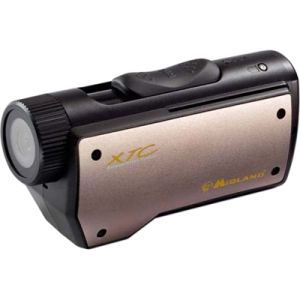 Midland XTC200VP3 Digital Camcorder - CMOS - HD - MPEG-4 - HD - Microphone - USB