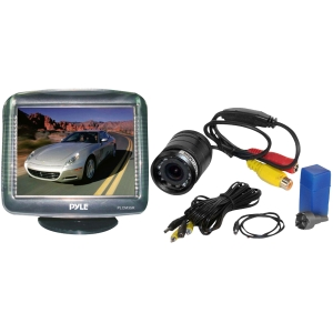 Pyle PLCM35R Car Accessory Kit