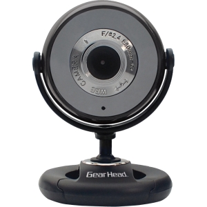Gear Head Quick WC740I Webcam - 1.3 Megapixel - USB 2.0 - 640 x 480 Video - Microphone