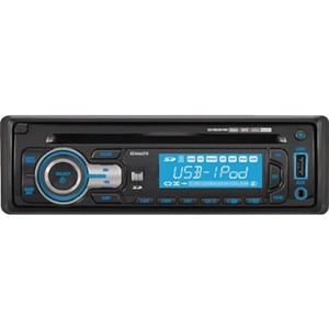 Dual XDMA6370 Car CD/MP3 Player - 72 W RMS - iPod/iPhone Compatible - Single DIN - LCD Display - CD-RW - MP3, WMA, AAC - AM, FM - 18, 12 x FM, AM Preset - Secure Digital (SD) Card, Secure Digital High Capacity (SDHC) - USB - Auxiliary Input - Detachable F
