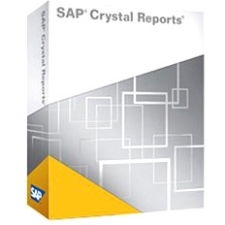 SAP Crystal Reports 2008 - Complete Product - 1 Named User - Database Reporting - Standard Retail - CD-ROM - PC - Danish, Czech, English, German, French, Italian, Portuguese, Polish, Swedish, Russian, Spanish, ...