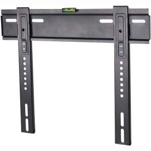 "SIIG CE-MT0F11-S1 Wall Mount for Flat Panel Display - 23"" to 42"" Screen Support - 99.00 lb Load Capacity - Steel - Black"