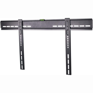"SIIG CE-MT0G11-S1 Wall Mount for Flat Panel Display - 36"" to 65"" Screen Support - 132.00 lb Load Capacity - Steel - Black"