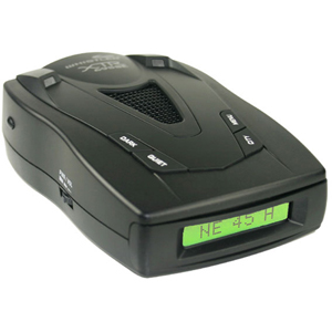 Whistler XTR-695SE Radar/Laser Detector - X-band, K-band, Ka Superwide, Ka Band, Laser - VG-2 Alert, Spectre Alert - City, Highway - 360° Detection