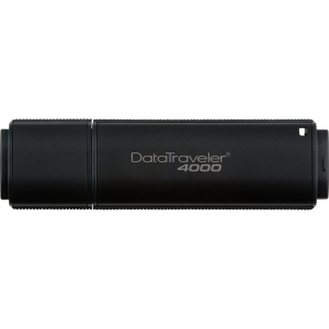 Kingston DataTraveler 4 GB USB 2.0 External Flash Drive