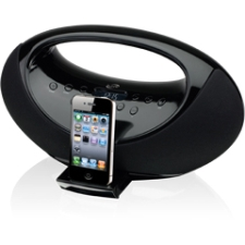 iLive IBP301B 2.0 Speaker System - iPod Supported