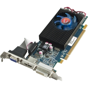 Visiontek 900370 Radeon HD 6570 Graphic Card - 650 MHz Core - 1 GB DDR3 SDRAM - 1800 MHz Memory Clock - HDMI - DVI - VGA