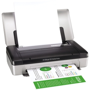 HP Officejet L411A Inkjet Printer - Color - 4800 x 1200 dpi Print - Plain Paper Print - Desktop - 50 sheets Input - Bluetooth - USB - PictBridge