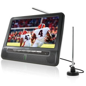 Coby TFTV792 7&quot; LCD TV - 16:9 - ATSC