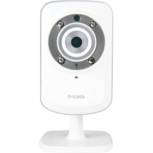 D-Link DCS-932L Surveillance/Network Camera - Color, Monochrome - CMOS - Wireless, Cable - Wi-Fi - Fast Ethernet