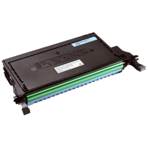 Dell P586K Toner Cartridge - Cyan - Laser - 2000 Page - 1 Pack