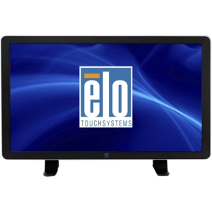 "Elo 3200L 32"" LCD Touchscreen Monitor - 16:9 - 20 ms - Surface Acoustic Wave - 1366 x 768 - 16.7 Million Colors - 3,500:1 - 450 Nit - Speakers - HDMI - VGA - Dark Gray"