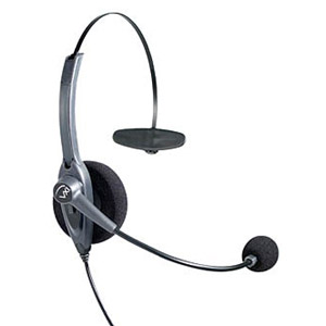 VXi Passport 10-P Telephone Headset - Over-the-head