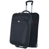American Tourister iLite DLX 41763-1041 Travel/Luggage Case for Multi Purpose - Black - Polyester
