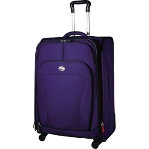 American Tourister iLite DLX 41765-1041 Travel/Luggage Case for Multi Purpose - Purple - Polyester