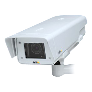 Axis Surveillance/Network Camera - Color - 2.7x Optical - Cable