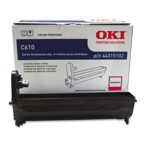 Oki Imaging Drum Unit - LED Imaging Drum - Magenta - 20000 Page