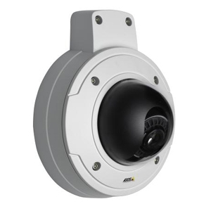 Axis P3355 Surveillance/Network Camera - Color, Monochrome - 3.636x Optical - CMOS - Wired