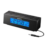 Sony ICFC707 Desktop Clock Radio - FM, AM