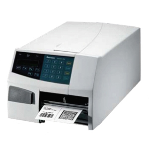 Intermec EasyCoder PF4i Direct Thermal/Thermal Transfer Printer - Monochrome - Label Print - 8 in/s Mono - 203 dpi - Fast Ethernet - USB