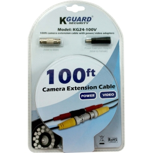 KWorld KG24-100V Video Extension Cable - 100 ft
