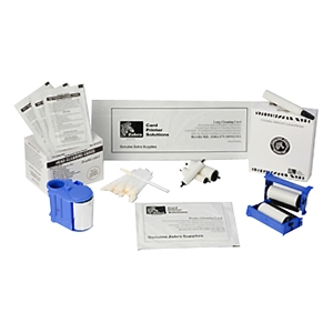 Zebra Cleaning Card Kit - Printer