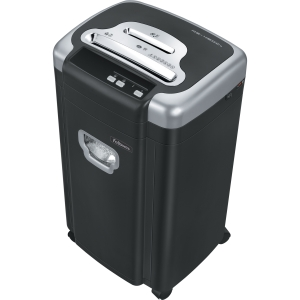Fellowes Powershred 460Ms Micro-Cut Shredder - Micro Cut - 10 Per Pass - 7.50 gal Waste Capacity