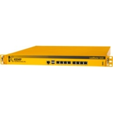 KEMP LoadMaster 3600 Server Load Balancer - 8 RJ-45 - 1 Gbps - Gigabit Ethernet