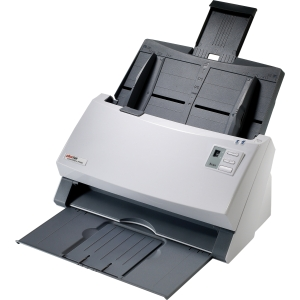 Plustek SmartOffice PS406U 40PPM/80 IPMS Sheetfed Scanner - 600 dpi - USB