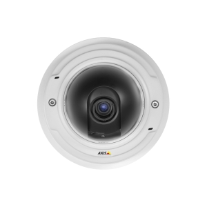 Axis P3346 Surveillance/Network Camera - Color, Monochrome - 3x Optical - CMOS - Wired