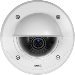 Axis P3346-VE Surveillance/Network Camera - Color, Monochrome - 3x Optical - CMOS - Wired