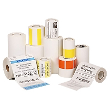 Zebra Z-Perform 10010058 Receipt Paper - For Direct Thermal Print - 4&quot; x 574 ft - 6 / Carton - Bright White