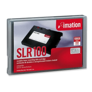Imation 41069 SLR-24 Data Cartridge - SLR - SLRtape24 - 50 GB (Native) / 100 GB (Compressed) - 1 Pack