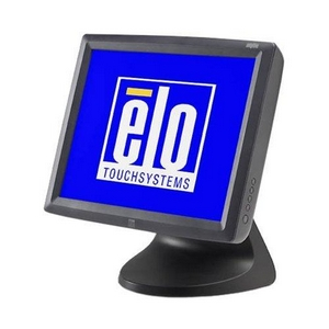 "Elo 3000 Series 1529L Touch Screen Monitor - 15"" - Dark Gray"