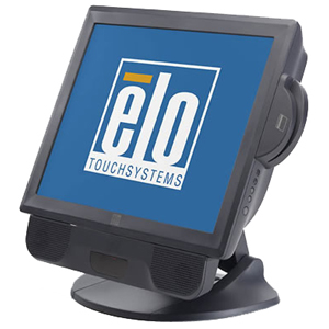 "Elo 1729L Touchscreen LCD Monitor - 17"" - Surface Acoustic Wave - 1280 x 1024 - 5:4 - Gray"