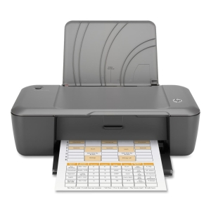 HP Deskjet 1000 J110A Color Printer - 4800 x 1200 dpi